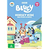 Bluey: Horsey Ride And Other Stories Vol 2 (DVD)