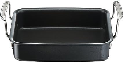 Tefal J1399544 Jamie Oliver Italian Mini Roaster Pan Black