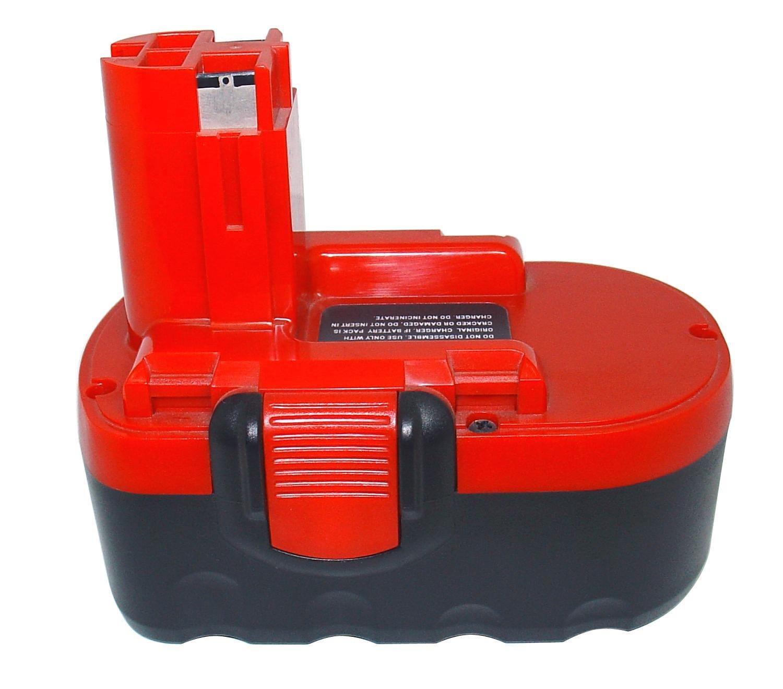2 607 335 695 18v Batterie 2200mah pour Bosch 2 607 335 278 2 607 335 687
