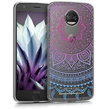 kwmobile Funda para Motorola Moto Z2 Force: Amazon.es ...