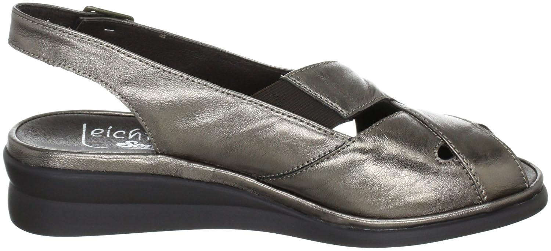 Semler Anja A2745-018-054, Damen Sandalen, Braun (graphit 054), EU 39.5 (UK  6): Amazon.de: Schuhe & Handtaschen
