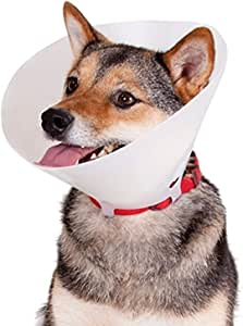 """KVP Betsy Pet Recovery Collar, Fits 9"""" to 10.25"""" Neck/3"""" Depth"""