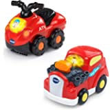 VTech Go! Go! Smart Wheels Recreational Vehicles 2-Pack