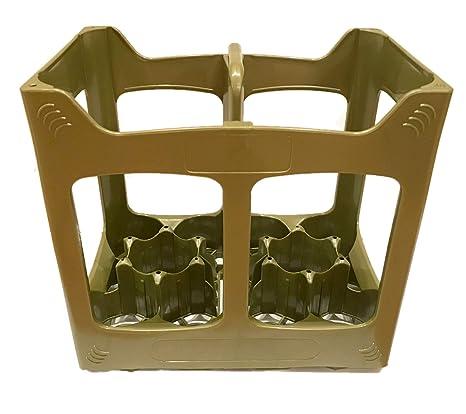 Plástico 10 Compartimientos Caja de Cajón Contenedor Botella ...