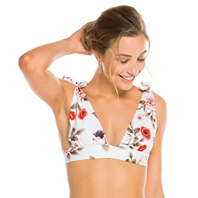AGUA BENDITA Swimwear Laurie Top: Clothing