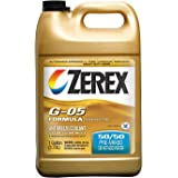 Zerex G-05 Antifreeze/Coolant, Ready to Use - 1gal (ZXG05RU1)