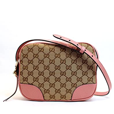 official photos 17a23 ef4f1 Amazon | (グッチ) GUCCI バッグ ショルダーバッグ 斜めがけ GG ...