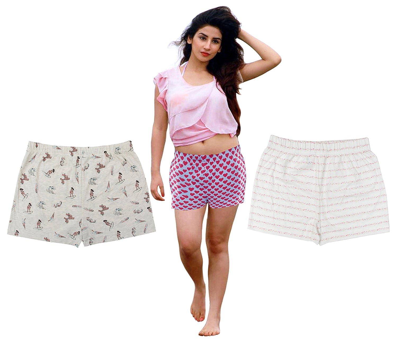 Sofie & Sam London, Women's Shorts Made from Organic Cotton Acme WSC+WSH
