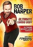 Ultimate Cardio Body Extreme Weight Loss Workout DVD - Bob Harper -Region 0 Worldwide