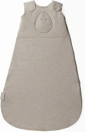 Nested Bean Zen Sack - Gently Weighted Sleep Sacks   Baby: 0-24 Months   Cotton 100%   Help Newborn/Infant Swaddle Transition   2-Way Zipper   Machine Washable