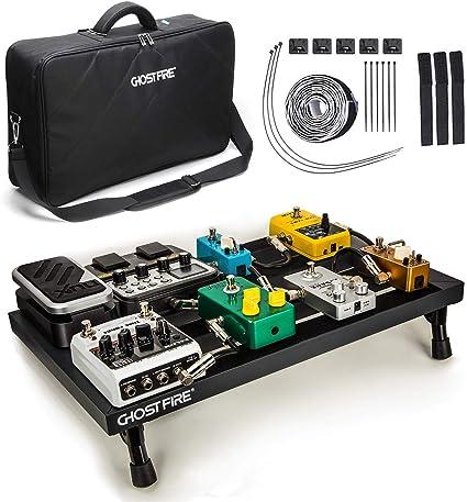 Tabla de pedales de guitarra, tablero de pedales de efectos de ...