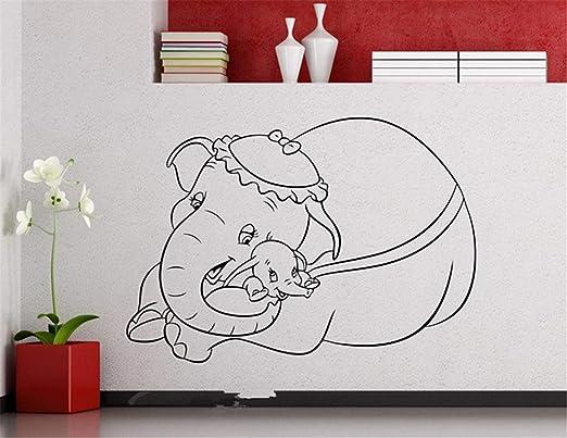 Wall Art Sticker Vinyl Decal Quote Children Room Nurseries playroom animal mural