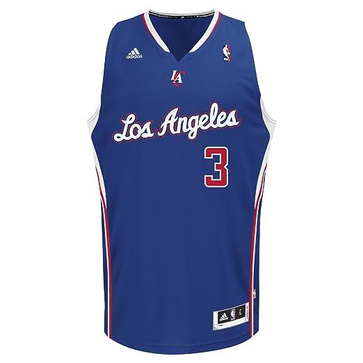 buy popular fce24 85f79 Amazon.com   NBA Los Angeles Clippers Blue Swingman Jersey Chris Paul  3    Sports Fan Jerseys   Clothing