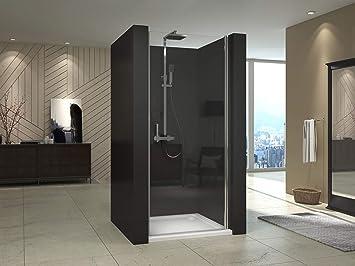 Colgante – Mampara de ducha puerta con Nano revestimiento: Amazon.es: Bricolaje y herramientas