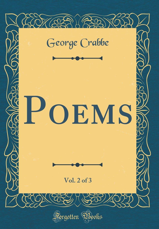 Download Poems, Vol. 2 of 3 (Classic Reprint) pdf