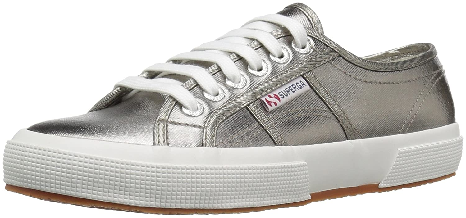 Superga Women's 2750 Cotmetu Fashion Sneaker B01HC6Y48I 41 EU / 10 M Women's US|Grey