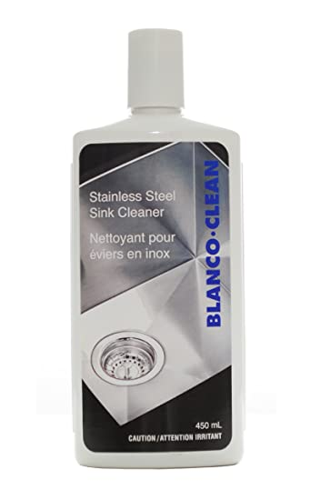Superior Blanco 406214 Blanco Stainless Sink Cleaner