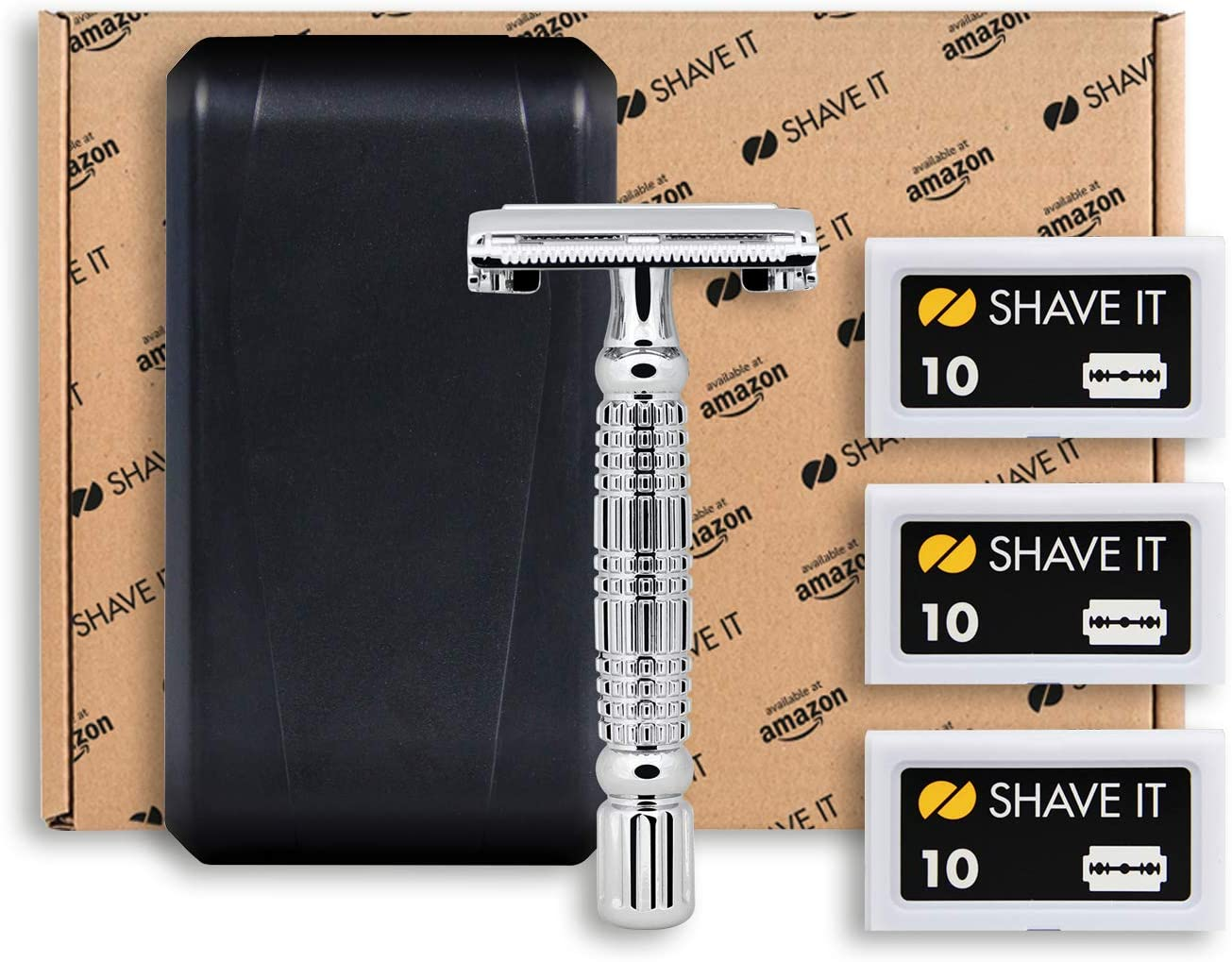 Shave it Maquinilla de afeitar Starter Kit