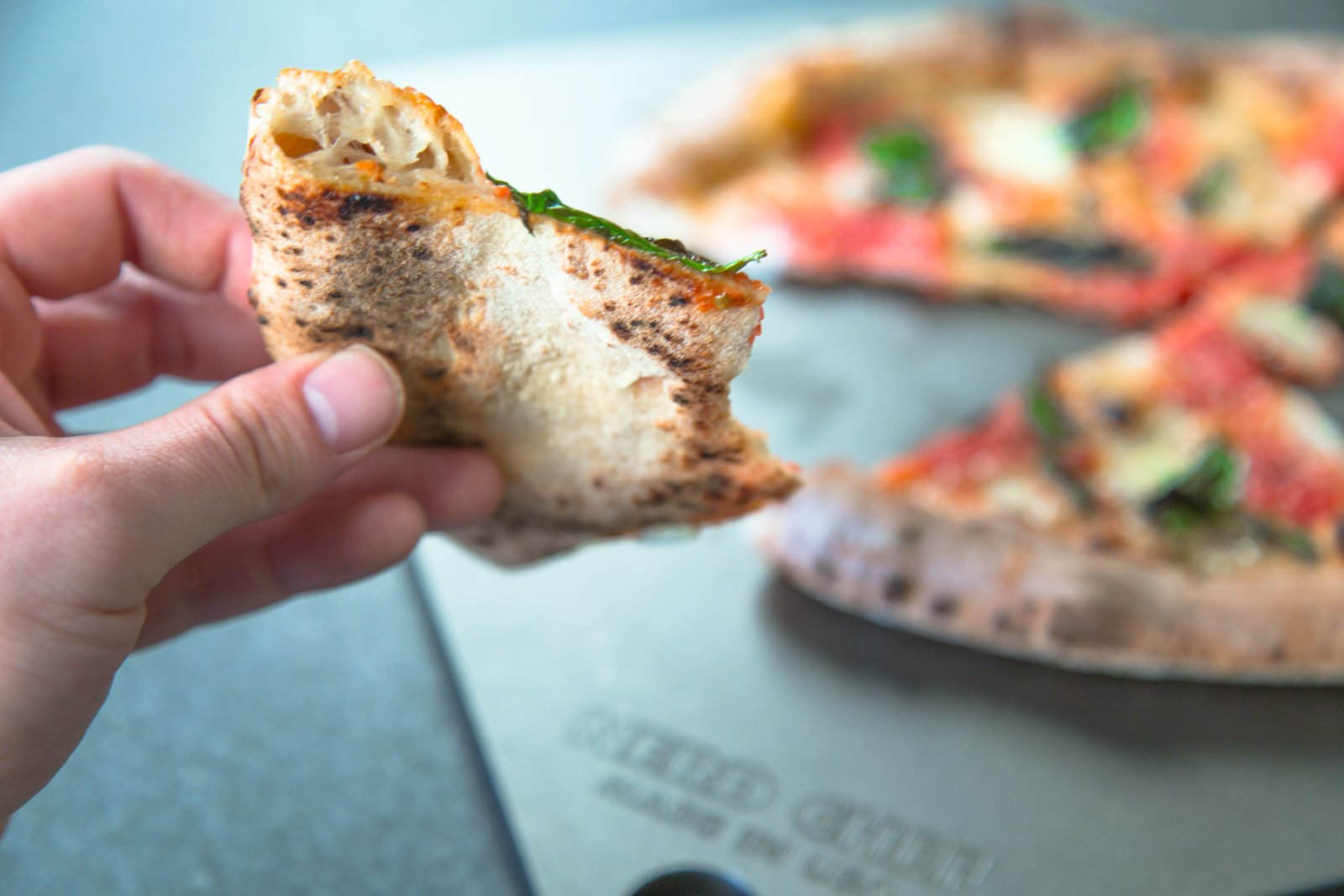 NerdChef Steel Stone - High-Performance Baking Surface for Pizza .50'' Thick - Ultimate by NerdChef (Image #2)