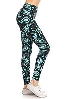 Leggings Depot Yoga Waist reg/Plus Womens Buttery Soft Workout Gym Leggings