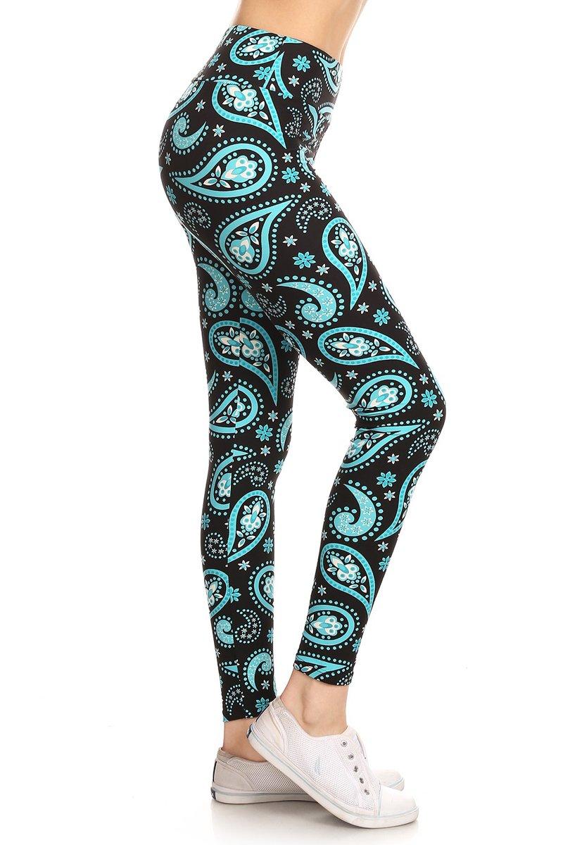 Leggings Depot Yoga Waist REG/Plus Women's Buttery Soft Leggings 71R6K4L1F7L
