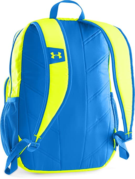 856ed50e09 Under Armour Storm Backpack Gym Bag Kids Junior 2016 Laptop Bag High Vis  Yellow  Amazon.co.uk  Sports   Outdoors