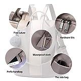 Women Backpack Purse Waterproof Nylon Anti-theft