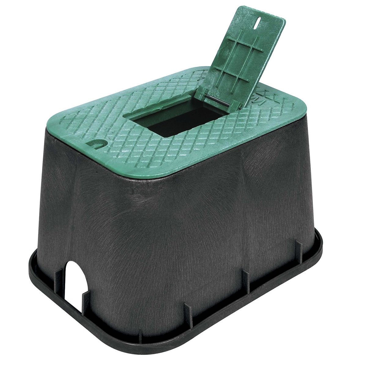 Storm Drain 12'' x 17'' Meter Box with Lid