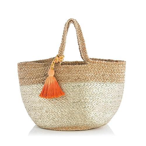d003fdea969b Amazon.com  Shiraleah Shanti Mini Tote Bag