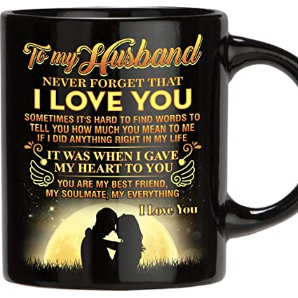 Fathers Day Gift For Man 11 Oz Funny Mug Gifts Husband From Wife