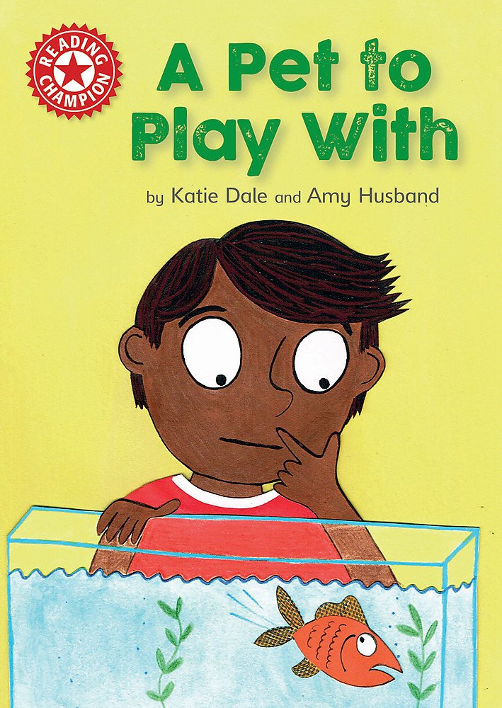 Download Reading Champion: A Pet to Play With: Independent Reading Red 2 pdf