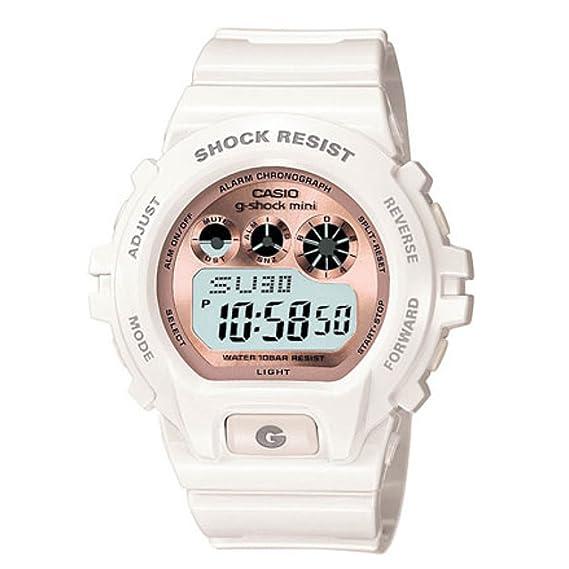 Casio G-Shock Mini blanco x rosa x oro serie gmn-691 - 7BJF importación de Japón: Amazon.es: Relojes