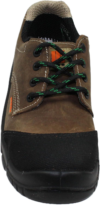 Ergos Caracas s1p SRC Work Shoes Storage Shoes Flat Green B-Ware