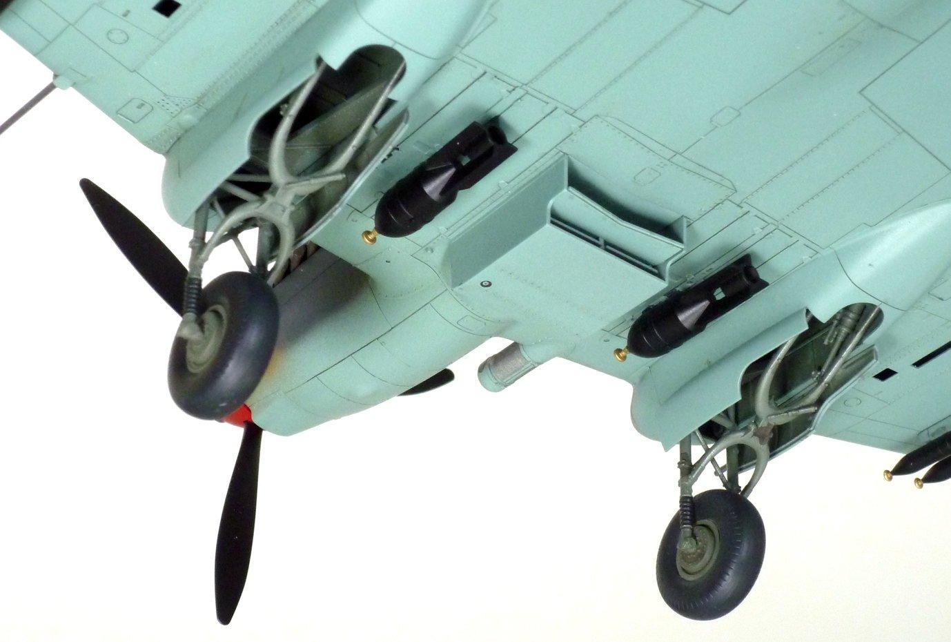 TAMIYA America, Inc 1/48 Ilyushin IL-2 Shturmovik Aircraft, TAM61113 8