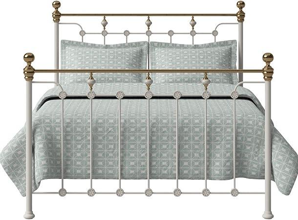 The Original Bed Co Lit Fer Forge Laiton Glenholm Cadre De