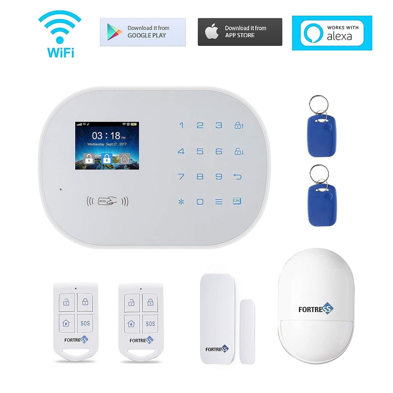 Fortress Security Store (TM) GSM-F inalámbrica celular GSM ...