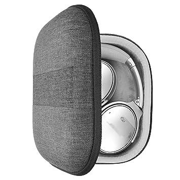 Geekria Headphones Case for Bose QuietComfort 35, QC35, QC25, Skullcandy  HESH3 OverEar Headphone 7e8cb7e0bd