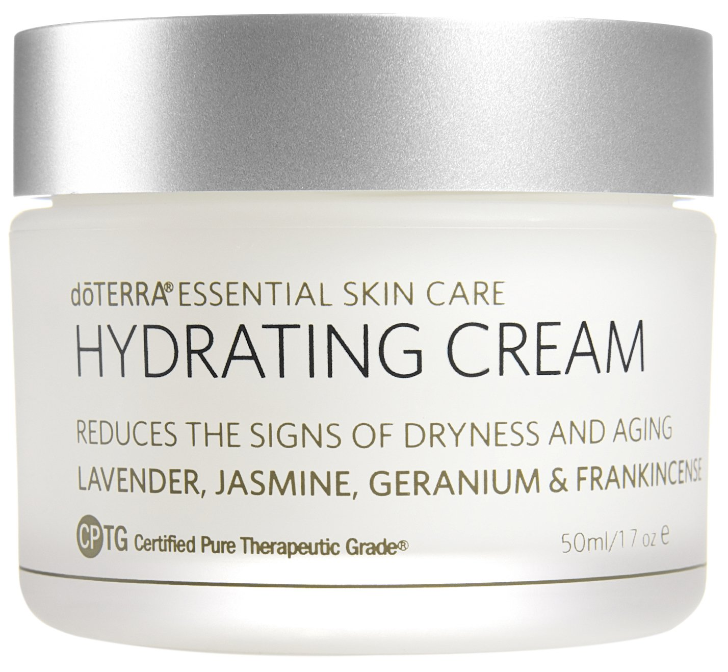 doTERRA - Hydrating Cream - Essential Skin Care Collection - 1.7 oz