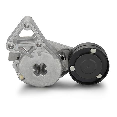 amazon com: autohorizon serpentine belt tensioner for vw volkswagen jetta  golf beetle audi tt: automotive