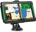 Car GPS Navigation, Aonerex 7-inch HD Touch Screen, 8GB 256 Satellite