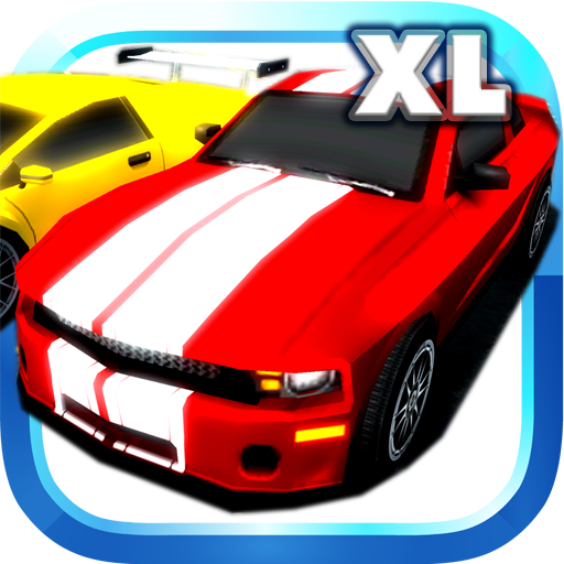 Traffic racers 3D jigsaw puzzles for toddlers, kids and teenagers with muscle cars, street rod and a classic car puzzle]()