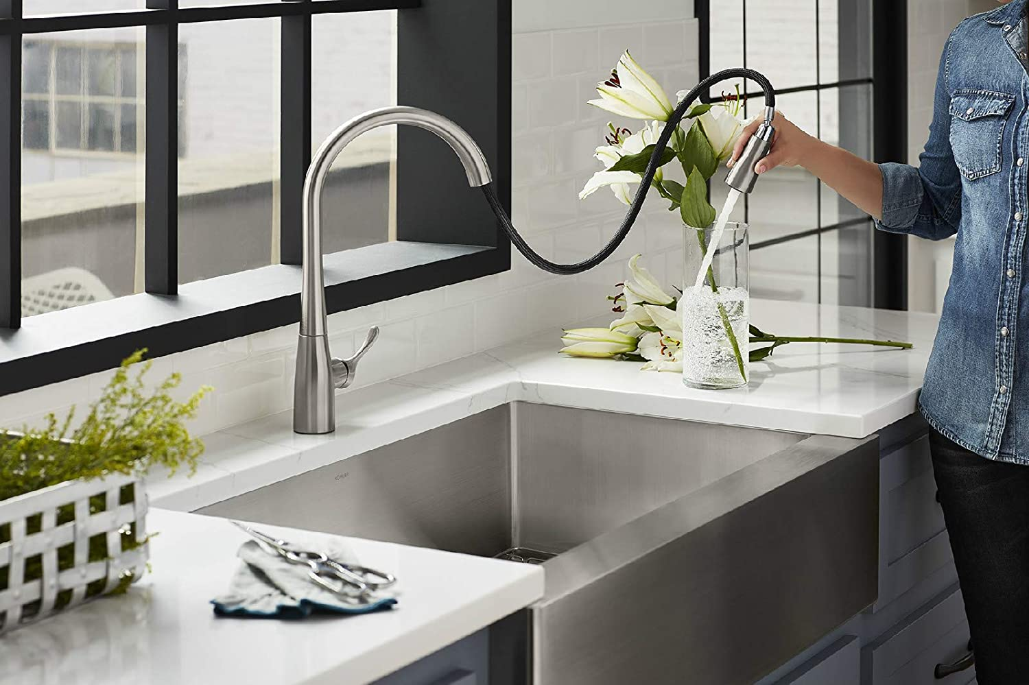 pull down faucet reviews