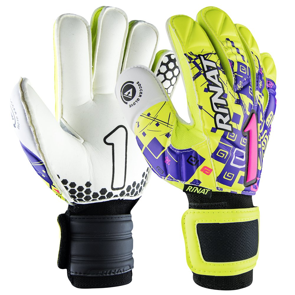 Rinat Asimetrik Etnikセミ B072KRQ639 9|Neon-Yellow/Purple Neon-Yellow/Purple 9