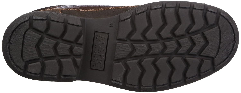 Marc Shoes 1.206.09-07/441-Colt Herren (Espresso-combi Boots Braun (Espresso-combi Herren 441) a72188