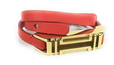 b3543564f74b Amazon.com  Tory Burch Womens Fitbit Double Wrap Bracelet for Fitbit ...