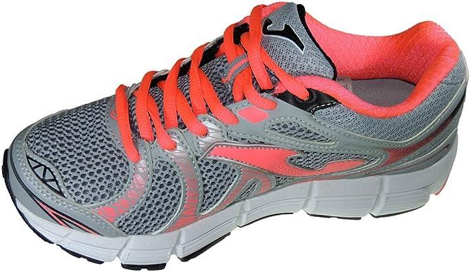 Joma R.SPEEDLADY Zapatilla Deportiva Running Amater Mujer Gris Talla 40: Amazon.es: Zapatos y complementos