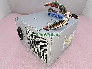 Dell Precision T3400 378W Power Supply KH624 L375P-00 PS-6371-1DF2-LF/PH344 X263 (Renewed)