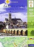La Loire à Vélo : Belleville-sur-Loire-Paray-le-Monial, 1/100 000