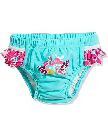 2b5800fd5 Playshoes UV-Schutz Windelhose Flamingo pañal de natación para Bebés