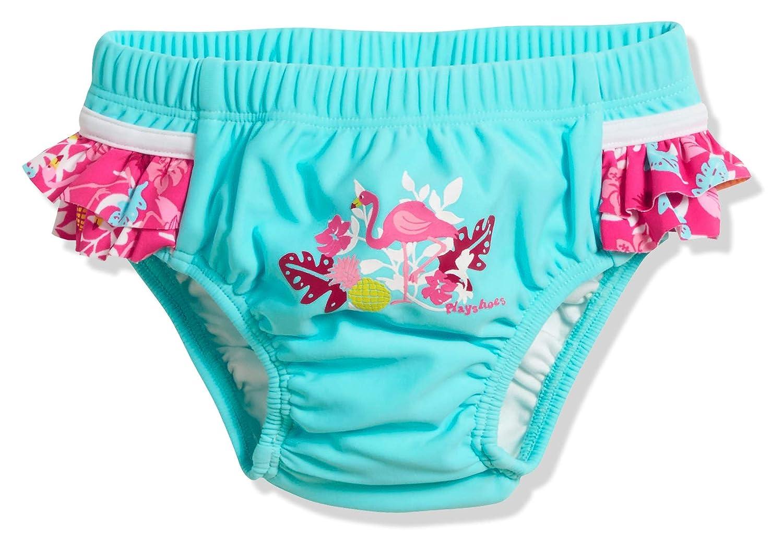 Playshoes UV-Schutz Windelhose Flamingo pa/ñal de nataci/ón para Beb/és
